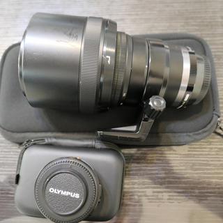 オリンパス(OLYMPUS)のオリンパス 40-150mm f2.8 pro テレコン付(レンズ(ズーム))