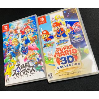 ニンテンドースイッチ(Nintendo Switch)のスマブラ スーパーマリオ 3Dコレクション Switch(家庭用ゲームソフト)