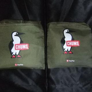 チャムス(CHUMS)の【2個セット】セブンイレブン限定 CHUMS チャムス PayPay エコバッグ(エコバッグ)