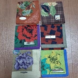コシノジュンコ(JUNKO KOSHINO)の新品ハンカチ 色々(ハンカチ)