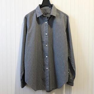 ドレステリア(DRESSTERIOR)のDRESSTERIOR モノトーン チェックの長袖シャツ(シャツ/ブラウス(長袖/七分))