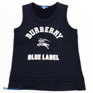 バーバリーブルーレーベル(BURBERRY BLUE LABEL)のバーバリー ベスト (トレーナー/スウェット)