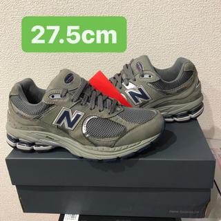 ニューバランス(New Balance)の27.5cm NEW BALANCE ML2002RA GRAY(スニーカー)