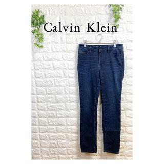 カルバンクライン(Calvin Klein)の076 カルバンクライン ジーンズ デニム パンツ ストレート 美品(デニム/ジーンズ)
