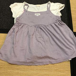 ジルスチュアートニューヨーク(JILLSTUART NEWYORK)のトップス タンクトップ ジルスチュアート Tシャツ セット 140 キャミ(Tシャツ/カットソー)