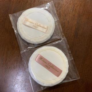 カネボウ(Kanebo)のミラノコレクション用薄いパフ(パフ・スポンジ)