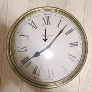 フランフラン(Francfranc)のめんりんこさん様専用‼️(掛時計/柱時計)