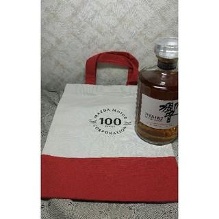 マツダ(マツダ)の【非売品❗】マツダ創業100周年トートバッグ赤(トートバッグ)