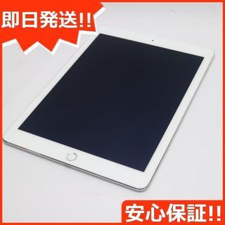 アップル(Apple)の美品 au iPad Air 2 Cellular 128GB シルバー (タブレット)