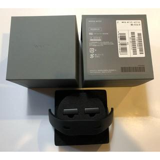 ソニー(SONY)のSONY wena 充電コネクター2つあります(腕時計(デジタル))