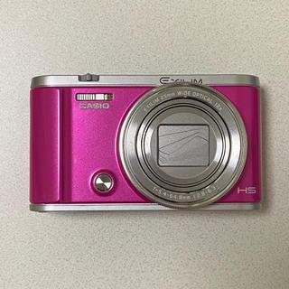 カシオ(CASIO)のカシオ デジタルカメラ CASIO EXILIM EX-ZR3200 ピンク(コンパクトデジタルカメラ)
