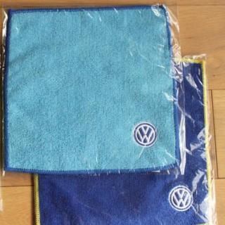 Volkswagen - Volkswagen マイクロファイバータオル2枚
