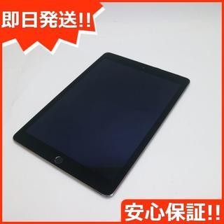 アップル(Apple)の美品 au iPad Air 2 Cellular 128GB スペースグレイ (タブレット)