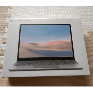 マイクロソフト(Microsoft)のSurface Laptop Go THH-00020 Office無し(ノートPC)