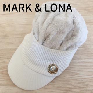 マークアンドロナ(MARK&LONA)の10時までの限定値下げ!MARK & LONA マークアンドロナ ニットキャップ(その他)