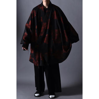 ラッドミュージシャン(LAD MUSICIAN)のBISHOOL 花柄kimono セットアップ(その他)