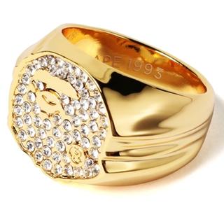 アベイシングエイプ(A BATHING APE)のBAPE 指輪(リング(指輪))