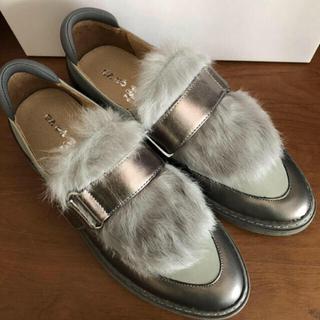 サヴァサヴァ(cavacava)の新品 サヴァサヴァ 2way  シューズ(ローファー/革靴)