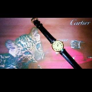 カルティエ(Cartier)のCartier・1980's・vintage・watch(ハンドバッグ)