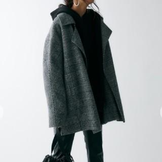 ミラオーウェン(Mila Owen)の新品 Mila Owen  襟2wayハーフジャケット(ノーカラージャケット)