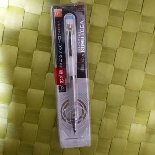 ミツビシエンピツ(三菱鉛筆)の限定色ホワイト クルトガ ローレットグリップ シャープペン(ペン/マーカー)