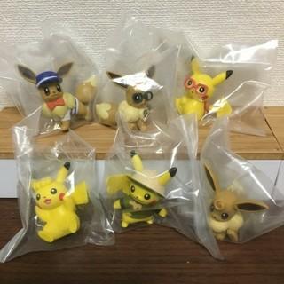 ポケモン(ポケモン)のポケモン レッツゴーピカチュウ フィギュア イーブイ(ぬいぐるみ/人形)