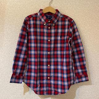 ラルフローレン(Ralph Lauren)のラルフローレン チェックシャツ 120cm(ブラウス)