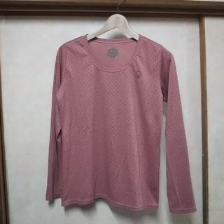 ドラッグストアーズ(drug store's)のdrug store's 長袖Tシャツ ピンク(シャツ/ブラウス(長袖/七分))