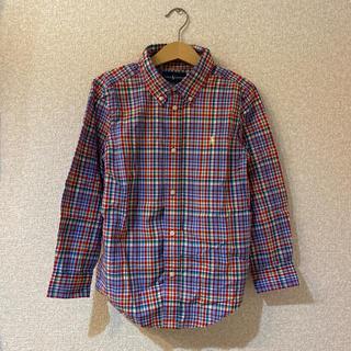 ラルフローレン(Ralph Lauren)のラルフローレン 長袖シャツ 120cm(ブラウス)