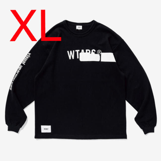 W)taps - XL 黒 19AW WTAPS SIDE EFFECT. DESIGN LS