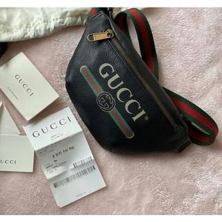 Gucci - GUCCIのベルトバッグ&ボディバッグです