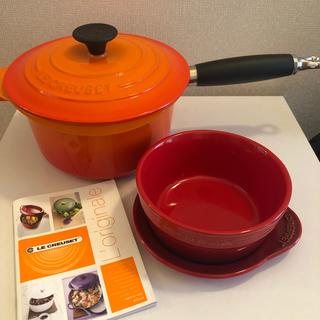 ルクルーゼ(LE CREUSET)の愛華様専用 ル・クルーゼ 鍋皿セット(鍋/フライパン)