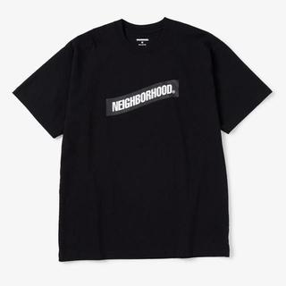 NEIGHBORHOOD - NEIGHBORHOOD DISTORTION-2 TEE