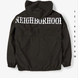 NEIGHBORHOOD - NEIGHBORHOOD ANORAK  N-JKT
