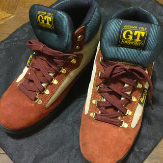 ホーキンス(HAWKINS)のHAWKINS GT9001 厚底ブーツ(ブーツ)