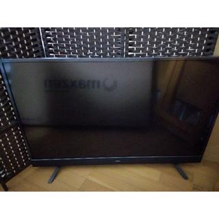 maxzen 43型 JU43SK03 4Kテレビ