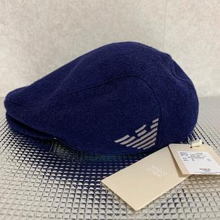 アルマーニ ジュニア(ARMANI JUNIOR)の新品 アルマーニジュニア 帽子(帽子)