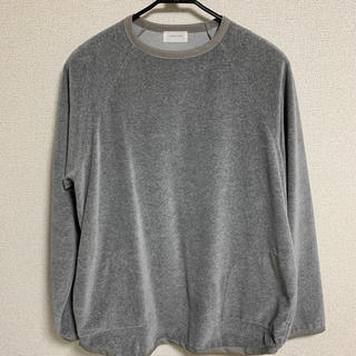 ビームス(BEAMS)のSPINNER BAIT べロアロングスリーブカットソー(Tシャツ/カットソー(七分/長袖))
