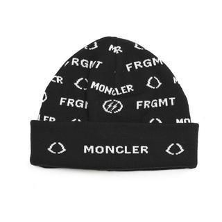 モンクレール(MONCLER)のMONCLER FRAGMENT モンクレール ニットキャップ(ニット帽/ビーニー)