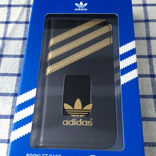 アディダス(adidas)の早い者勝ち‼︎アディダス手帳型ケース☆(iPhoneケース)
