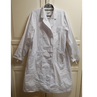 MONTBLANC - MONTBLANC3L51-011N制菌加工レディース長白衣長袖ダブル婦人