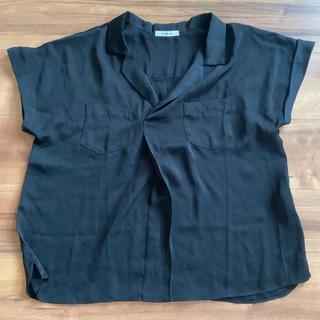 オペークドットクリップ(OPAQUE.CLIP)のトップス ブラウス(Tシャツ(半袖/袖なし))