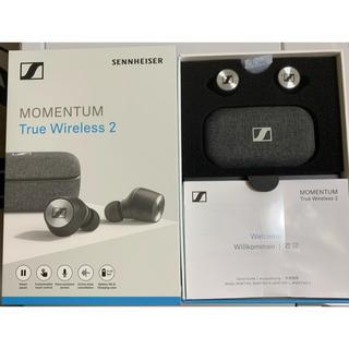 ゼンハイザー(SENNHEISER)のSENNHEISER MOMENTUM True Wireless 2 (ヘッドフォン/イヤフォン)