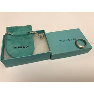 ティファニー(Tiffany & Co.)のティファニー オールド リング 指輪 14号 AB12(リング(指輪))