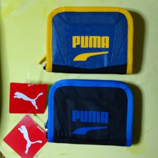 プーマ(PUMA)の今だけお値下げ!新品☆プーマ折り財布(2点セット)(財布)