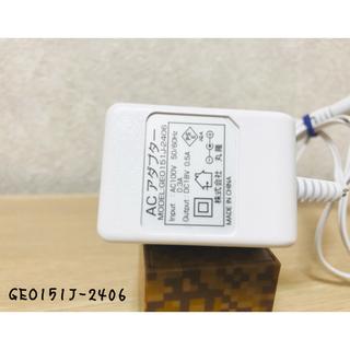 ACアダプター GEO151J-2406 株式会社 丸隆(バッテリー/充電器)