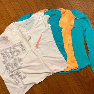 NIKE - NIKE ドライフィット シャツ5枚セット