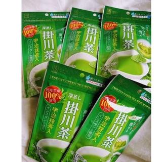 溶かすだけ★500杯分 即購入OK 粉茶 インスタント緑茶 抹茶 お〜ぃお茶(茶)