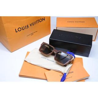 LOUIS VUITTON - ルイヴィトン サングラス ミリオネア ブラウン ブラック 58□17