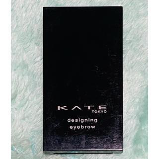 ケイト(KATE)のKATE デザイニングアイブロウ3D(パウダーアイブロウ)